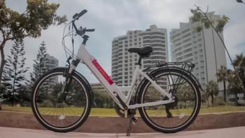 Imagen de Bicicleta Eléctrica E-WHEEL