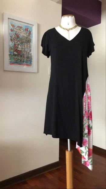 Vestido Alegría - Color negro
