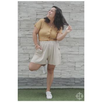 Shorts Dani - Color beige