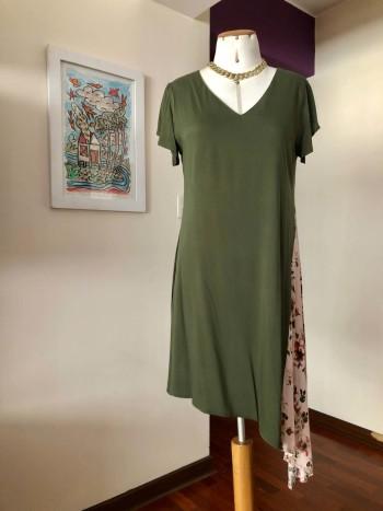 Vestido Alegría - Color verde