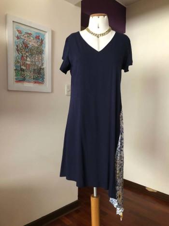 Vestido Alegría - Color azul