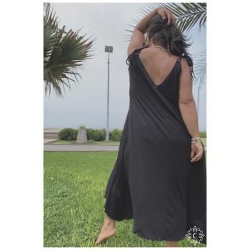 Vestido Candela - Color negro