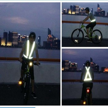 Chaleco Reflectante Para Ciclismo