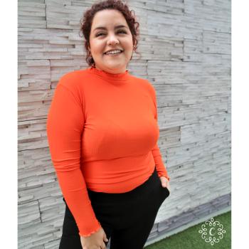 Cafarena Daniela - Color zanahoria