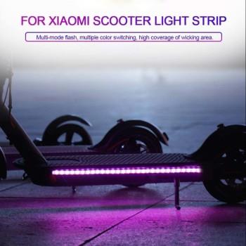 Tira de Luz LED para Patinete Electrico o Scooter