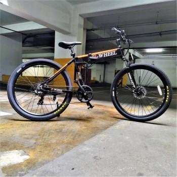 Bicicleta Eléctrica Montañera Plegable