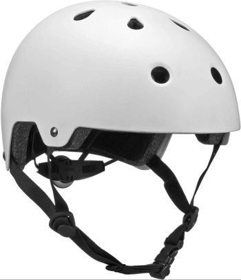 Casco Bone Shieldz White