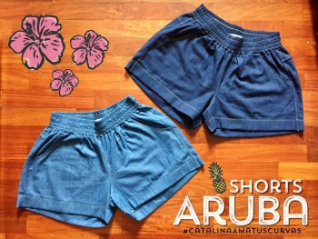 Shorts de jean Aruba